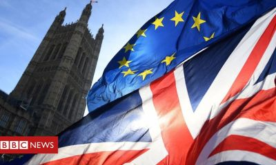 Brexit: Only 'one train of thought in DUP' to oppose NI Protocol
