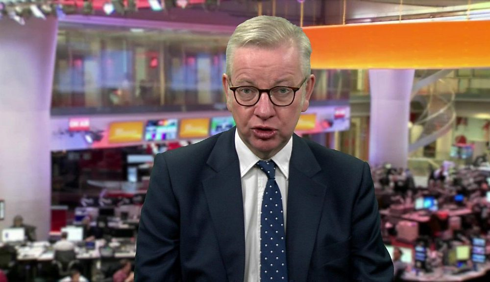 Brexit: Michael Gove warns EU not to 'threaten integrity of UK'