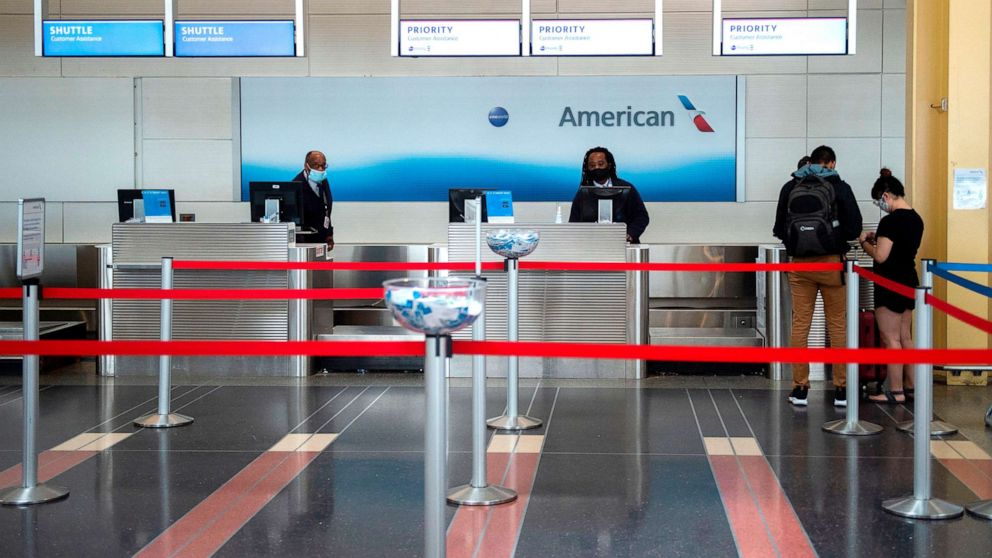 American Airlines to cut 19,000 jobs this fall amid industry upheaval