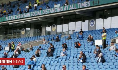 Coronavirus: How technology could keep football fans safe at stadiums