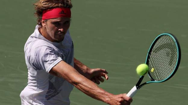 Sport US Open 2020: Alexander Zverev into last eight by beating Davidovich Fokina
