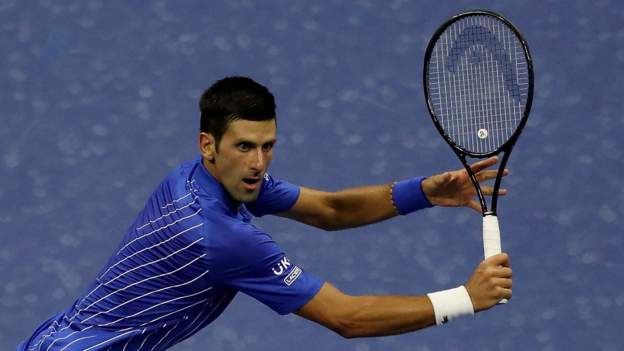 Sport Djokovic fights back to beat Edmund at US Open