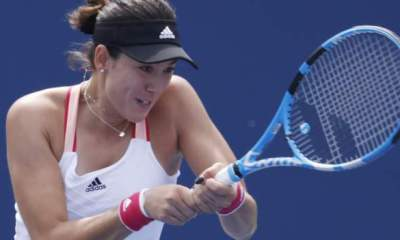 Sport US Open 2020: Garbine Muguruza beaten by Tsvetana Pironkova