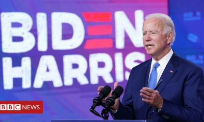 Trump Biden calls for police to be charged over shootings