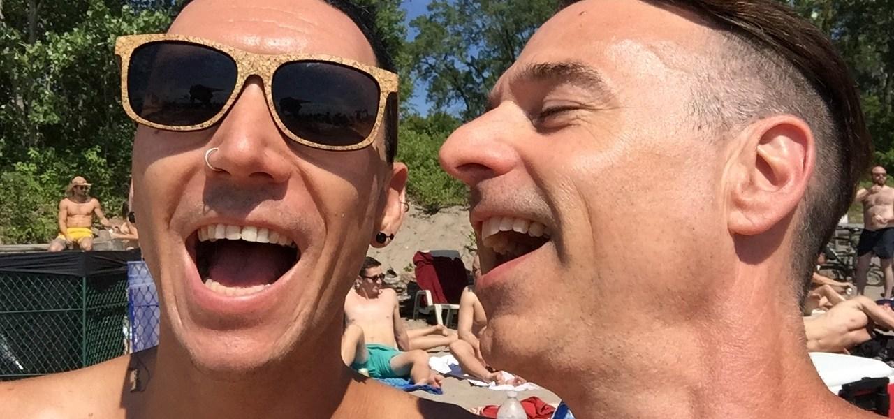 Christiaan and me Aug17