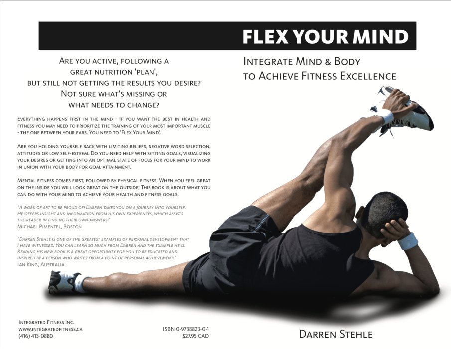 Flex Your Mind full book cover