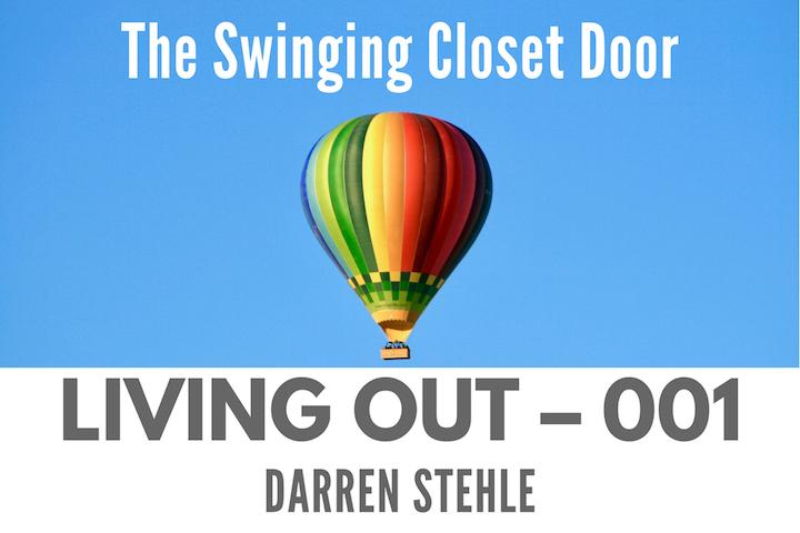 Swinging Closet Door LOP001