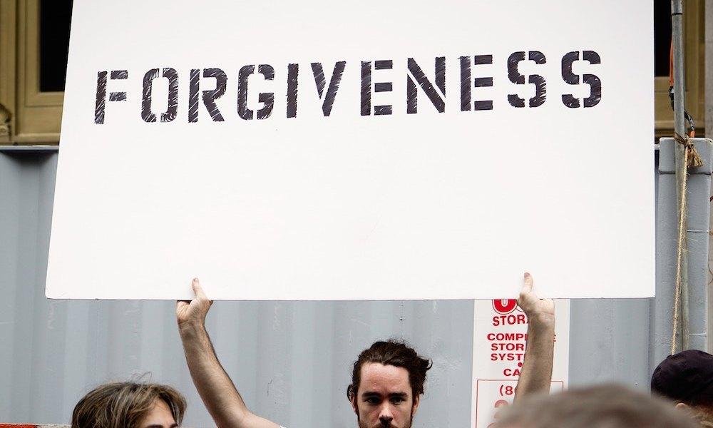Forgiveness of Homophobia a Gay Male Gift