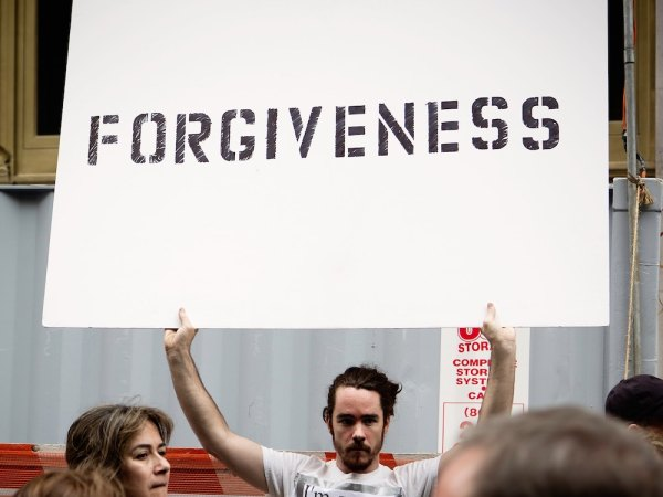 Forgiveness of Homophobia a Gay Male Gift