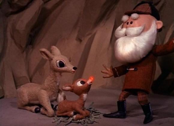 Rudolph Red Nose Reindeer Queer Hero's Journey