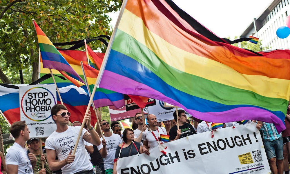 Homophobia and Transphobia Are Not Part of My Vocabulary