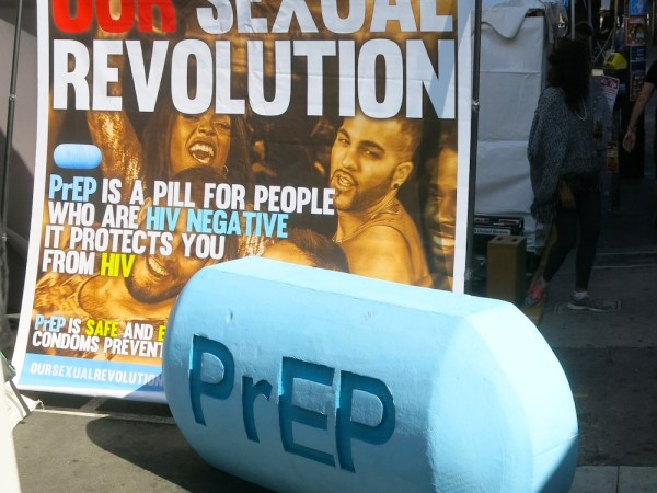 The Prejudice of PrEP