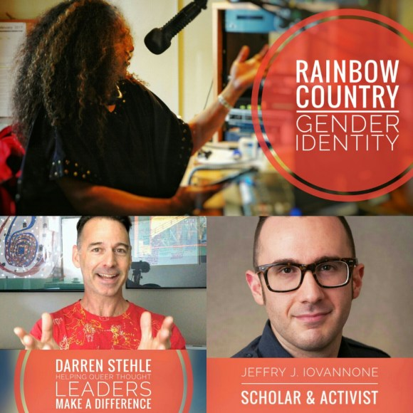 Gender Identity Discussion on Toronto Radio Show Rainbow Country