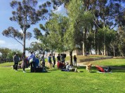Balboa Park Location / Portland Photo Producer in San Diego/ Capital One with Parliament