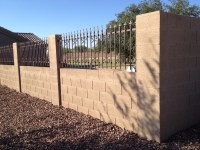 Block Fences | Darrin Gray Corp.
