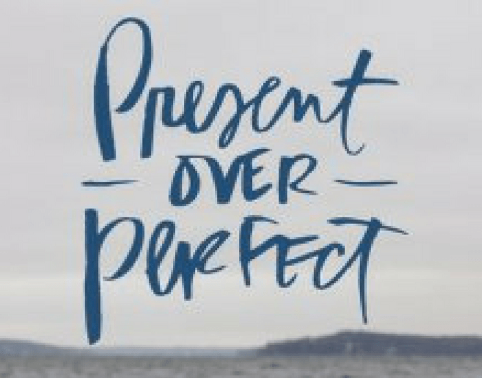 Present Over Perfect by Shauna Niequist - Review
