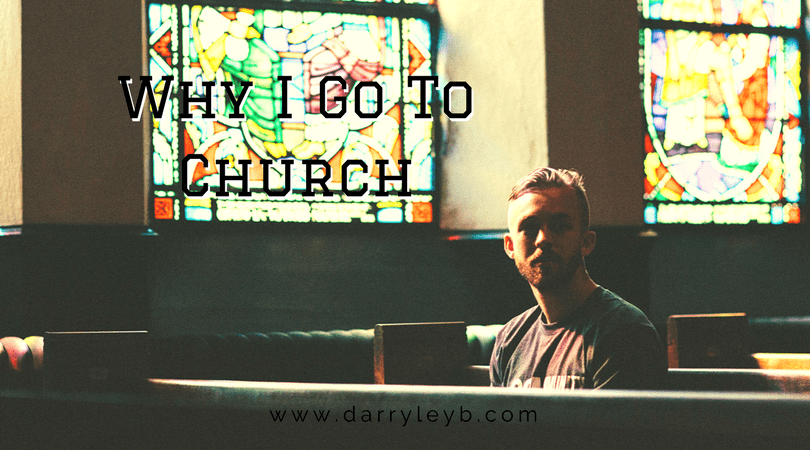 Why I Go To Church Paul Tripp