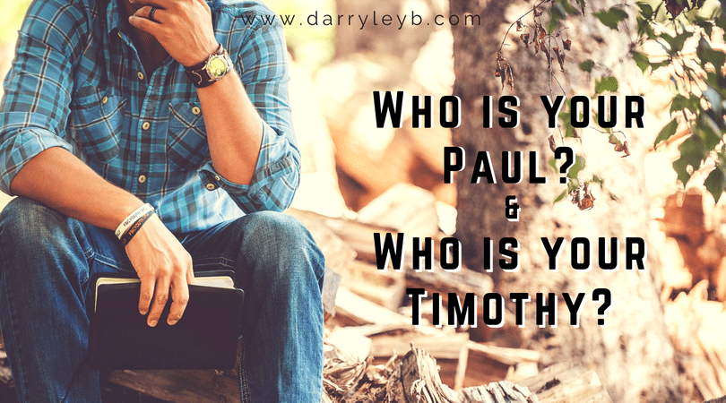 Who is your Pal? And Who is your Timothy?
