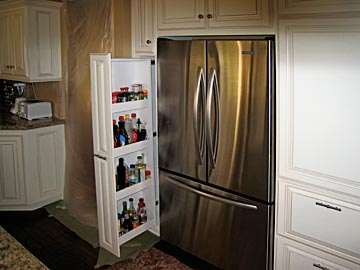 Custom Kitchen Cabinets from Darryns Custom Cabinets