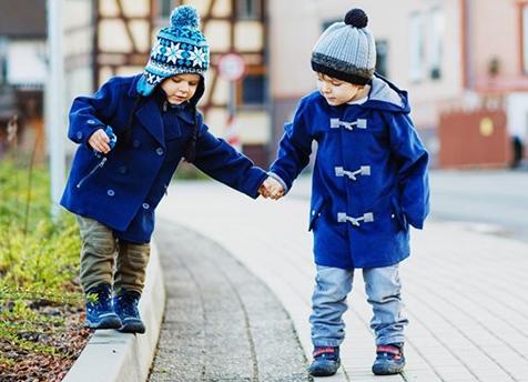 Equality among children