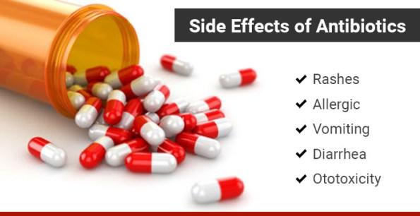 How Safe are Antibiotics? – Spiritual Living