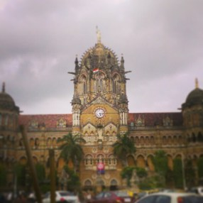 Chatrapati Shivaji Terminus (CST) , Mumbai
