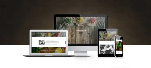 portfolio theme material wordpress theme