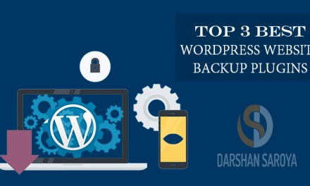 Top 3 Best WordPress Website Backup plugins