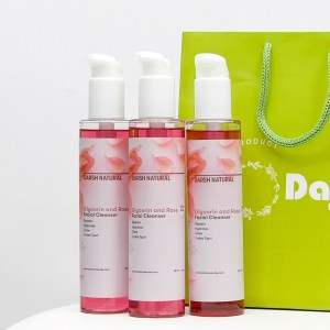 Darsh Glycerin & Rose Water Face Wash Product