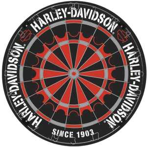 Harley-Davidson-61971-Sprocket-Bristle-Dartboard
