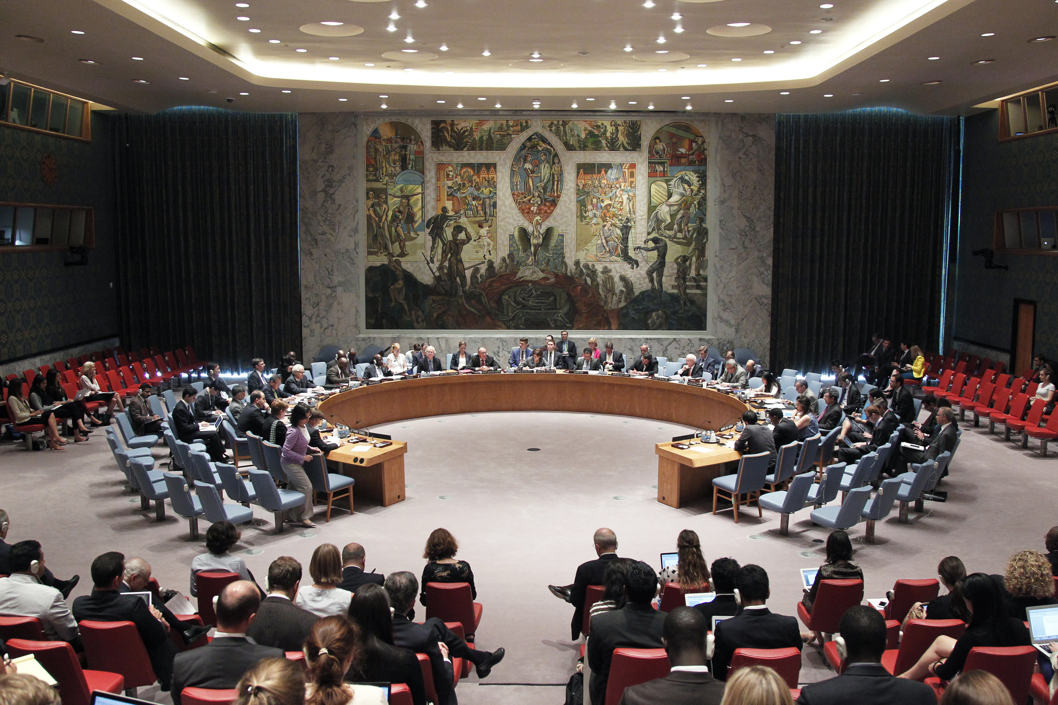 United Nations Security Council Addresses Journalist Safety