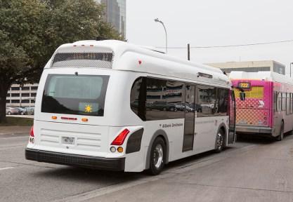 Electric bus 5