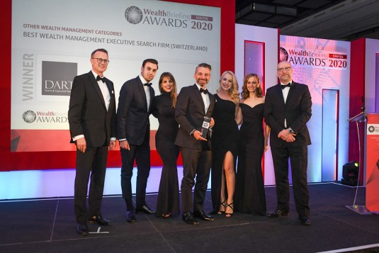 DART Team receives 2020 Award