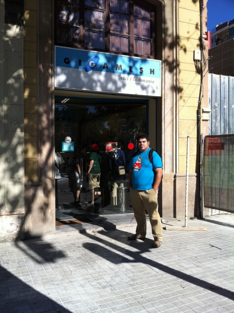 El triángulo friki (Barcelona) (2/6)