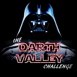 Star Wars Run - Darth Valley Challenge 2014 in Death Valley California