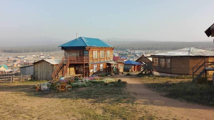 База отдыха 'Солнечная': holiday base 'Sunny'
