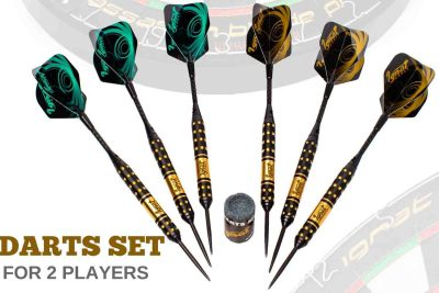 Ignat Games Steel Tip Darts