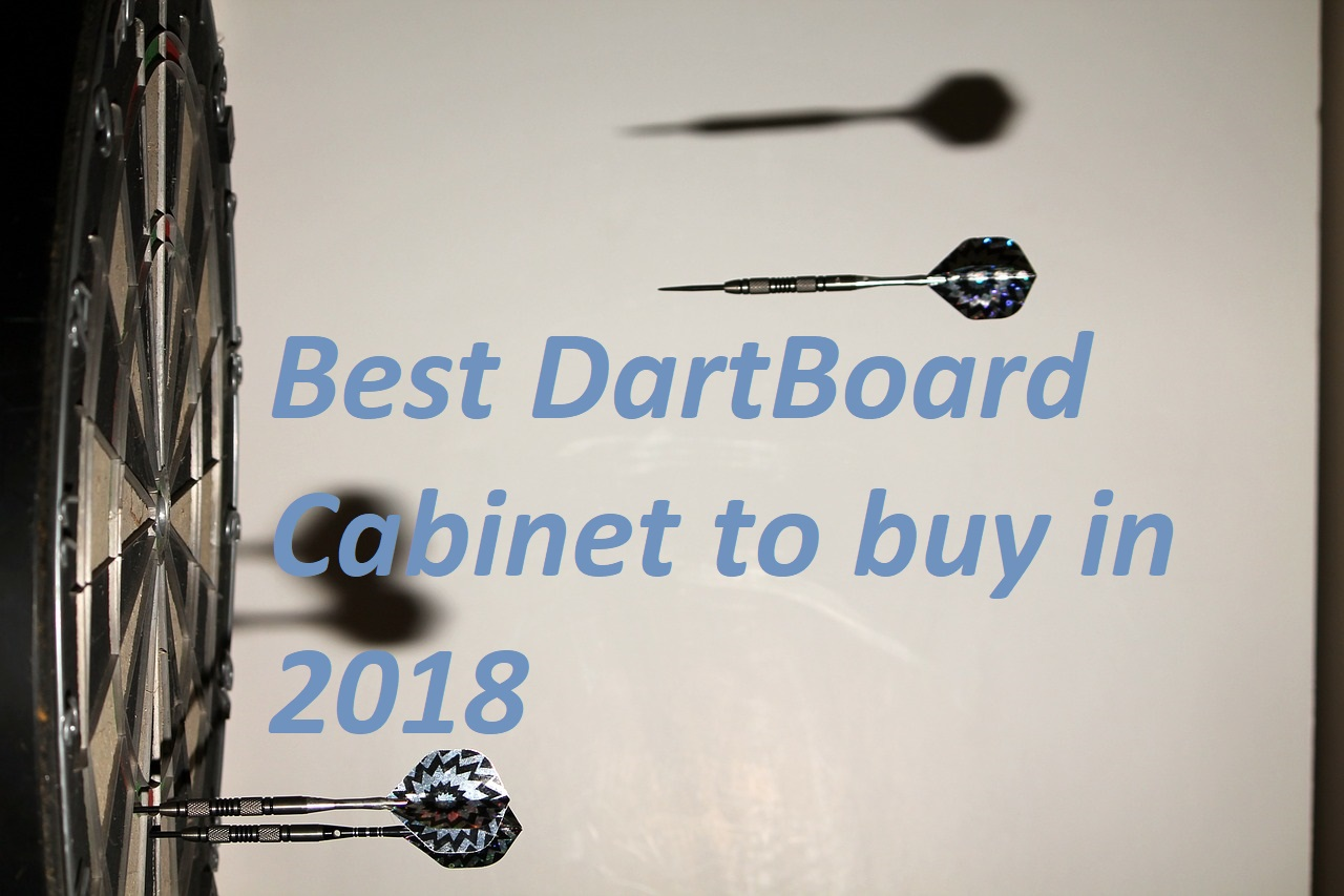 Best Dart Board Cabinet to buy in 2020 – Reviews , Comparison and Buyer Guides