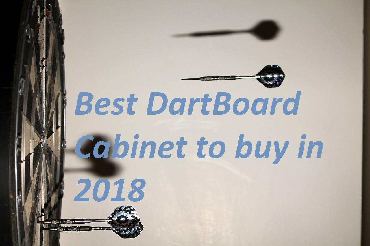 Best DartBoard Cabinet to buy in 2018