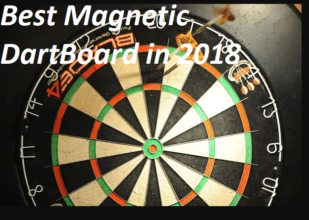 Best Magnetic Dart Board Reviews, Comparison and Buyer Guide