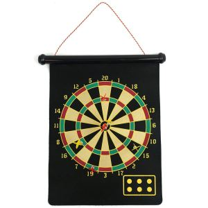 TG Magnetic Roll-Up Dartboard