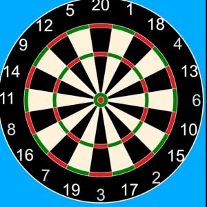 Tactics Cricket Darts