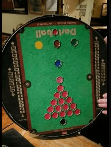 Snooker Darts