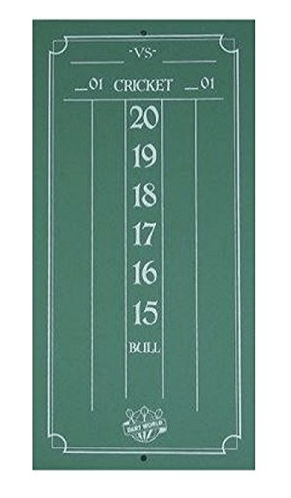 Dart World Mini Chalk Scoreboard