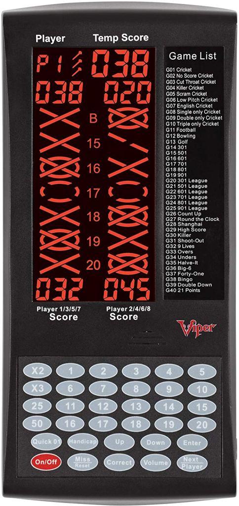 Viper ProScore Digital Dart Scorer