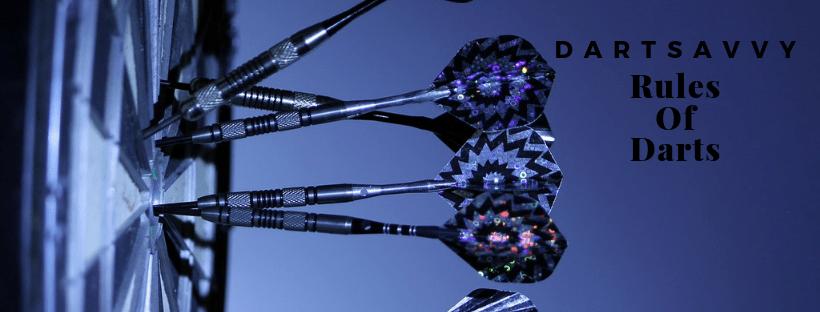 Dart Savvy , rules of darts
