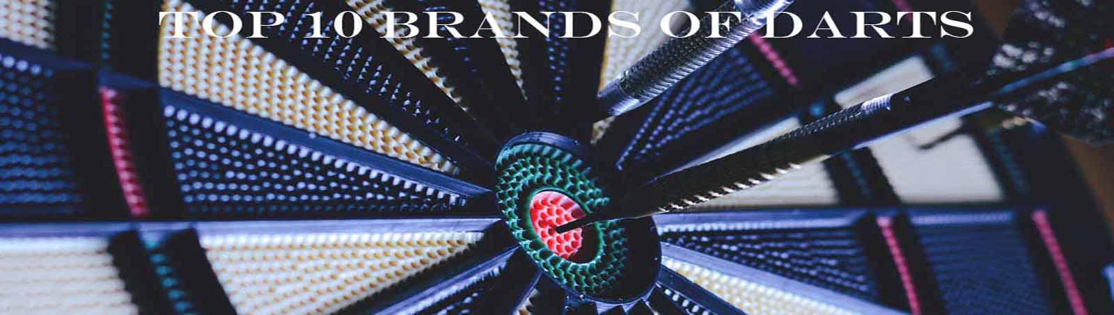 10 Top Dart Brands To Buy in 2020