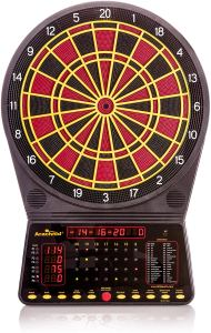 Arachnid Cricket Pro 300 Soft-Tip Electronic Dartboard