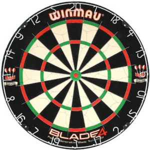 Blade IV Winmau Steeldartboard