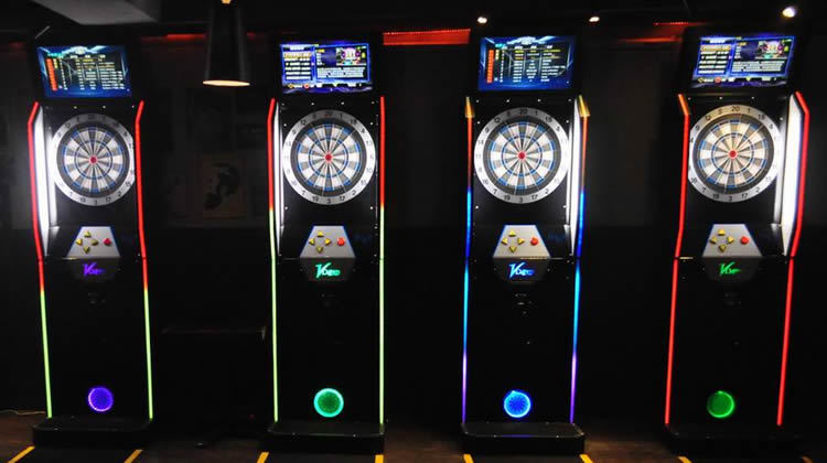 Best electronic dartboard machines for home use  Darts Lord